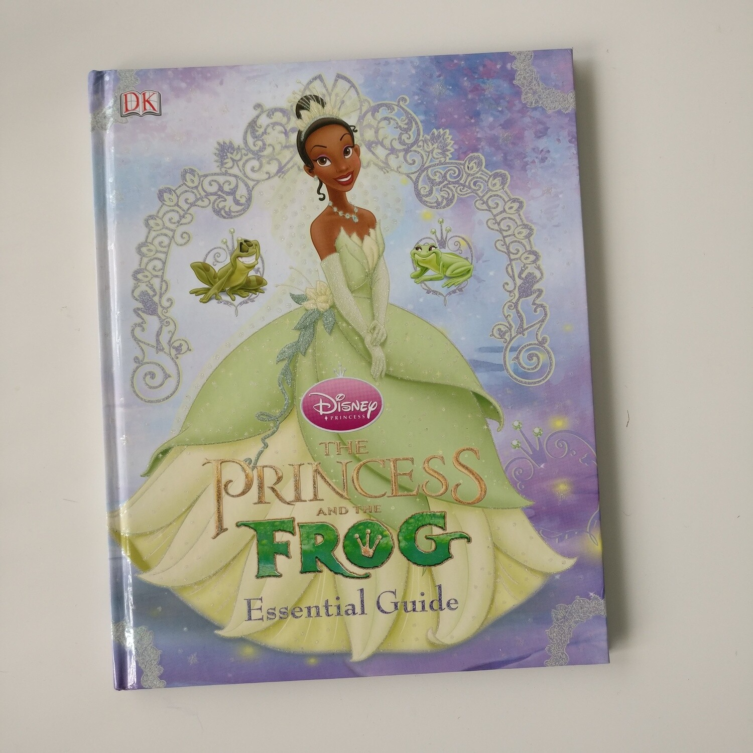 Princess and the Frog Notebook - Tiana