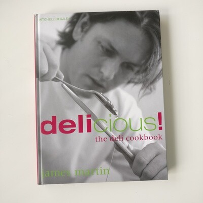 James Martin - Deli-cious Notebook