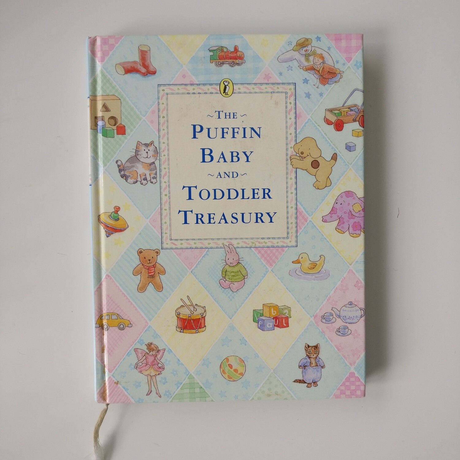 The Puffin Baby and Toddler Treasury Notebook