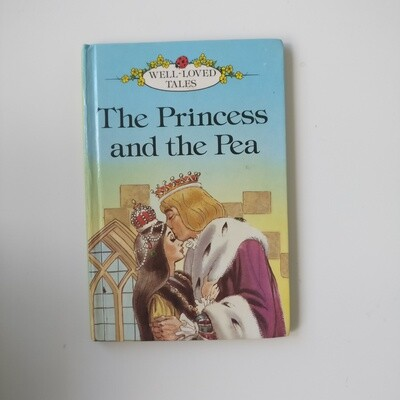 Princess and the Pea Notebook - Ladybird book