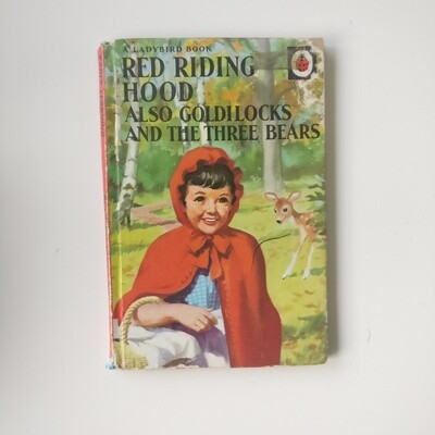 Little Red Riding Hood Notebook - Ladybird book