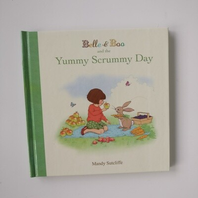 Yummy Scrummy Day Notebook - Belle & Boo