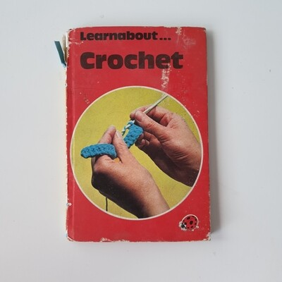 Crochet Notebook - Ladybird book