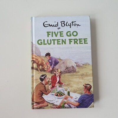 Five Go Gluten Free Notebook Enid Blyton