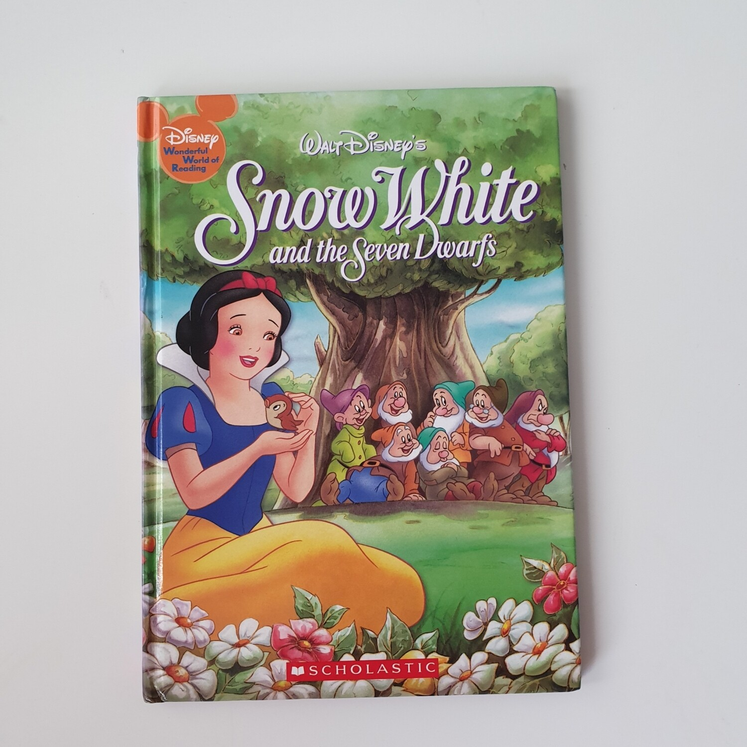 Snow White and the Seven Dwarfs Notebook