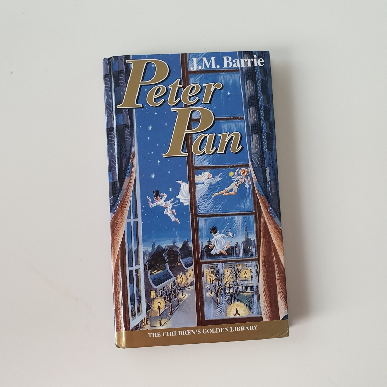 Peter Pan by J M Barrie