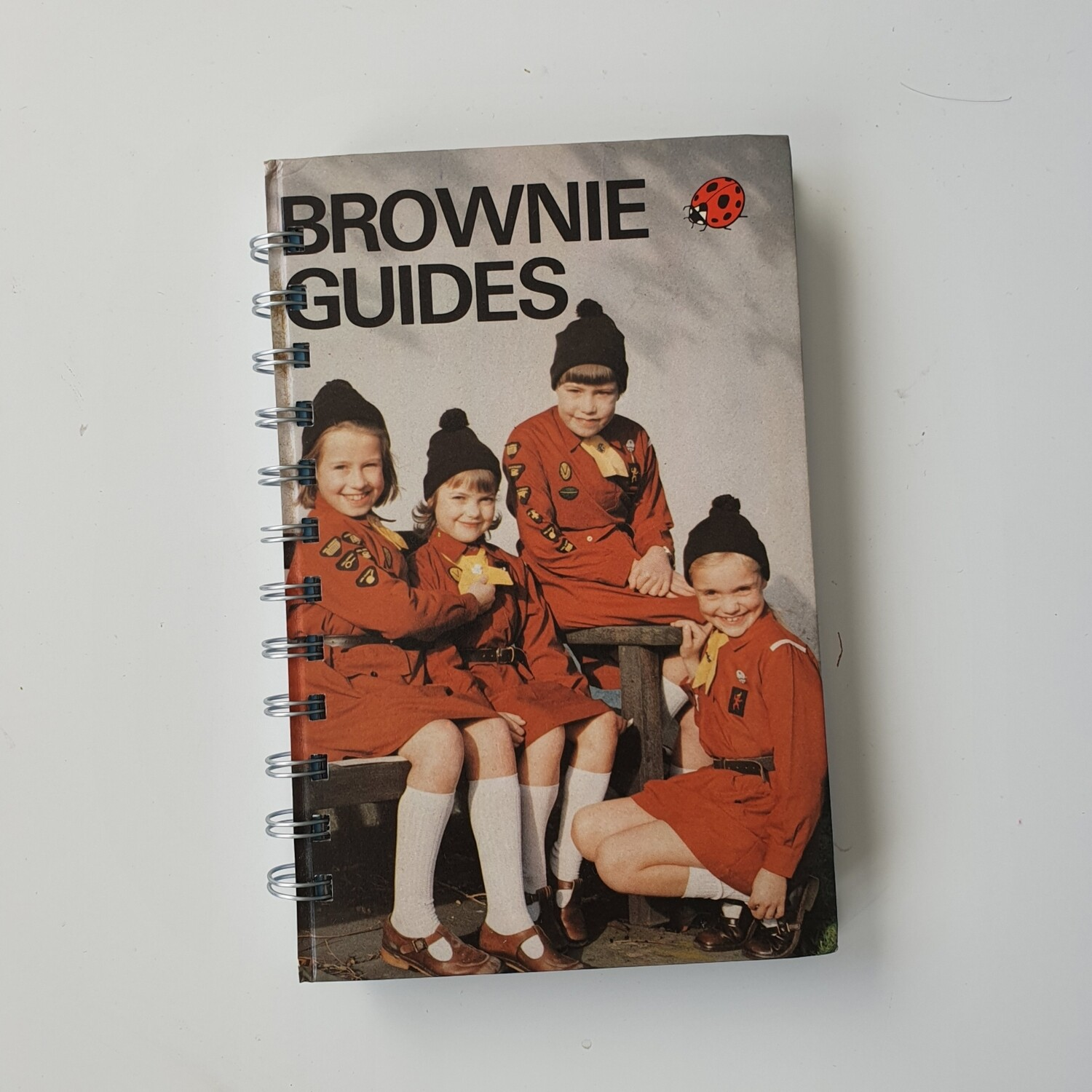 Brownie Guides Notebook