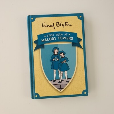 Malory Towers Notebook Enid Blyton