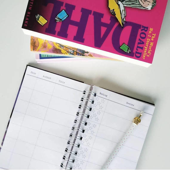 Reading Record Book / Book Review