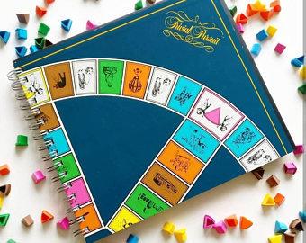 Trivial Pursuit Notebook