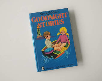 Goodnight Stories Notebook Enid Blyton