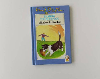 Shadow the Sheepdog Notebook Enid Blyton
