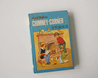 Chimney Stories Notebook Enid Blyton