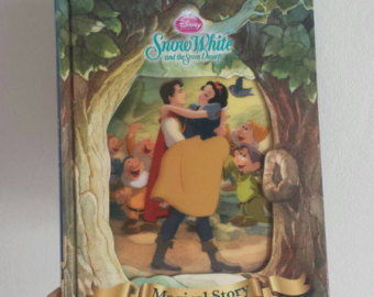 Snow White Notebook - Lenticular Print