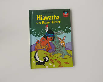 Hiawatha Notebook - The Brave Hunter
