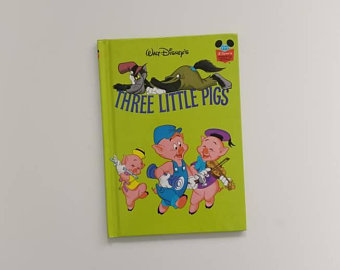 Three Little Pigs Notebook
