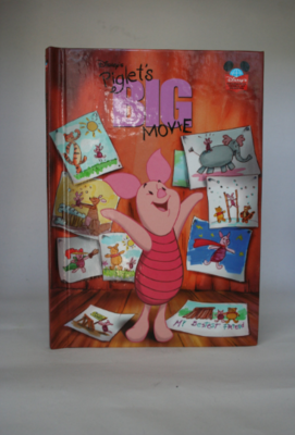 Piglet's Big Movie Notebook - Winnie the Pooh