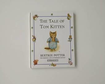 Tom Kitten Notebook