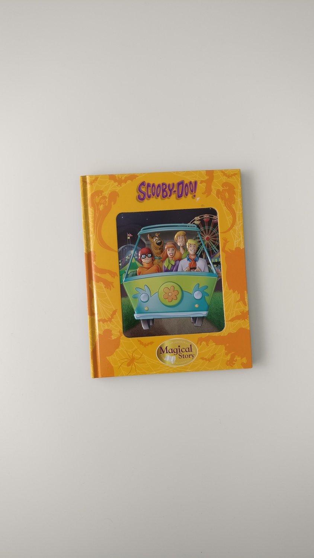 Scooby Doo Notebook - 3D enamel