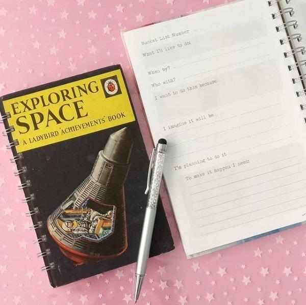 Bucket List Book