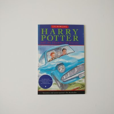 Harry Potter and the Chamber of Secrets -Notebook