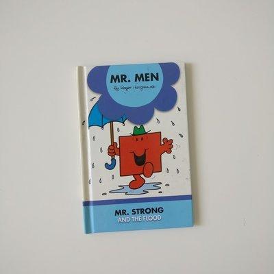 Mr Men - Mr Strong Notebook