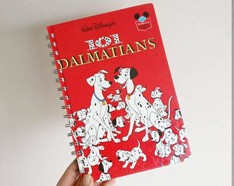 101 Dalmatians Notebook