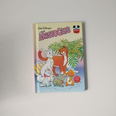 Aristocats Notebook
