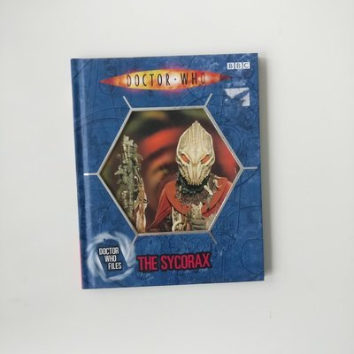 Doctor Who / Dr Who Notebook - The Sycorax