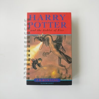 Harry Potter and the Goblet of Fire Notebook