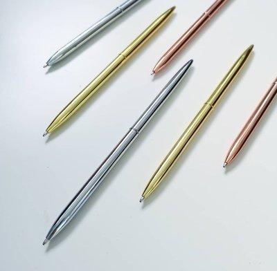 Slim Ballpoint Pen - Black Ink