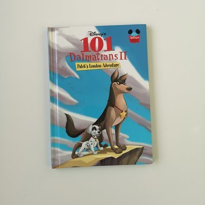 101 Dalmatians II Notebook - Patch's London Adventure