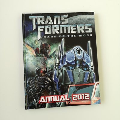 Transformers Notebook