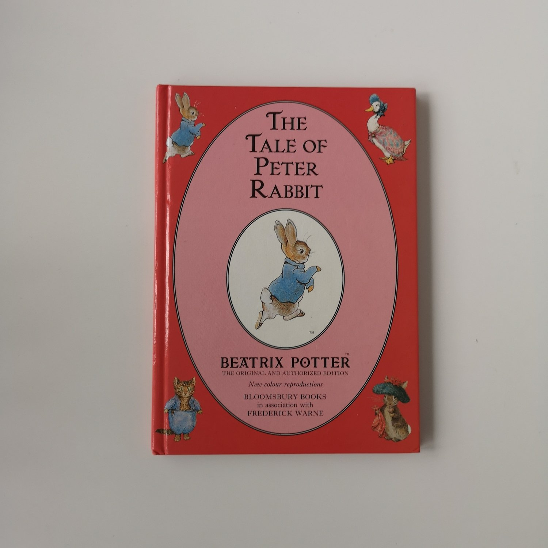 Beatrix Potter Notebooks - Peter Rabbit, Squirrel Nutkin etc...