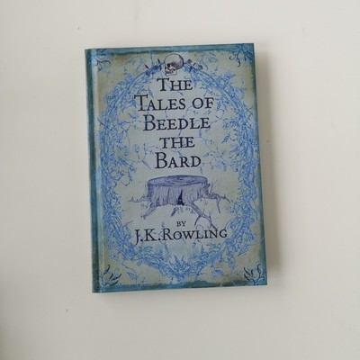 The Tales of Beedle the Bard Notebook Harry Potter