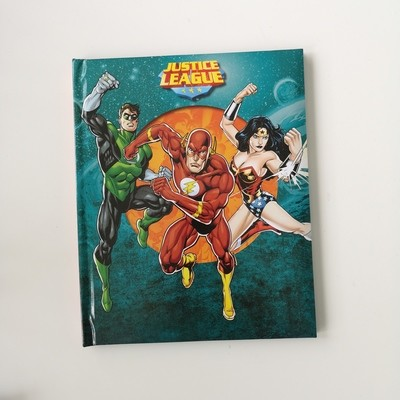 Justice League Notebook - Wonder Woman