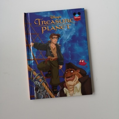Treasure Planet Notebook