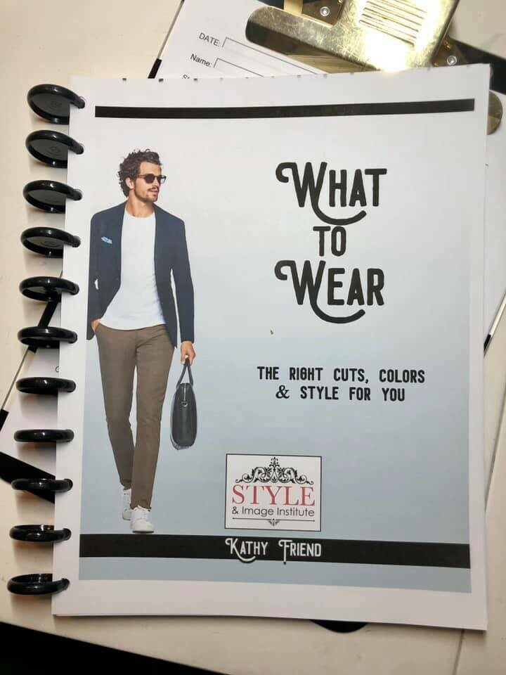 What to Wear - for men EBook