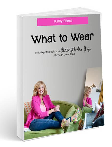Strength & Joy..through your style EBook