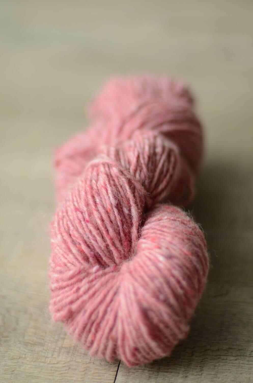 WarmWoolGallery Kilcarra Tweed - DUSTY PINK