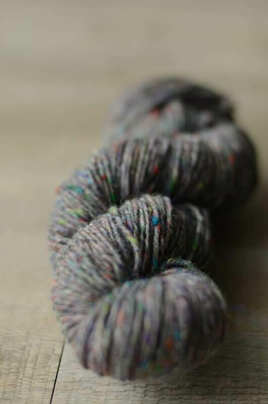 WarmWoolGallery Kilcarra Tweed-Fossil