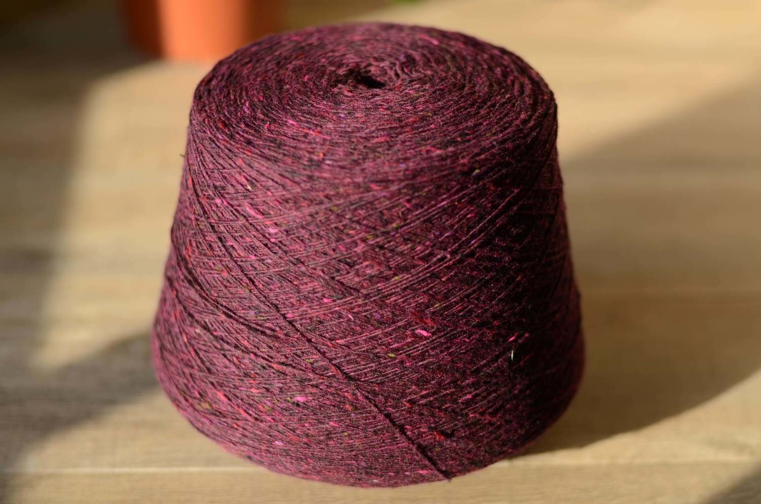 Soft Donegal Tweed - FITZGERALD