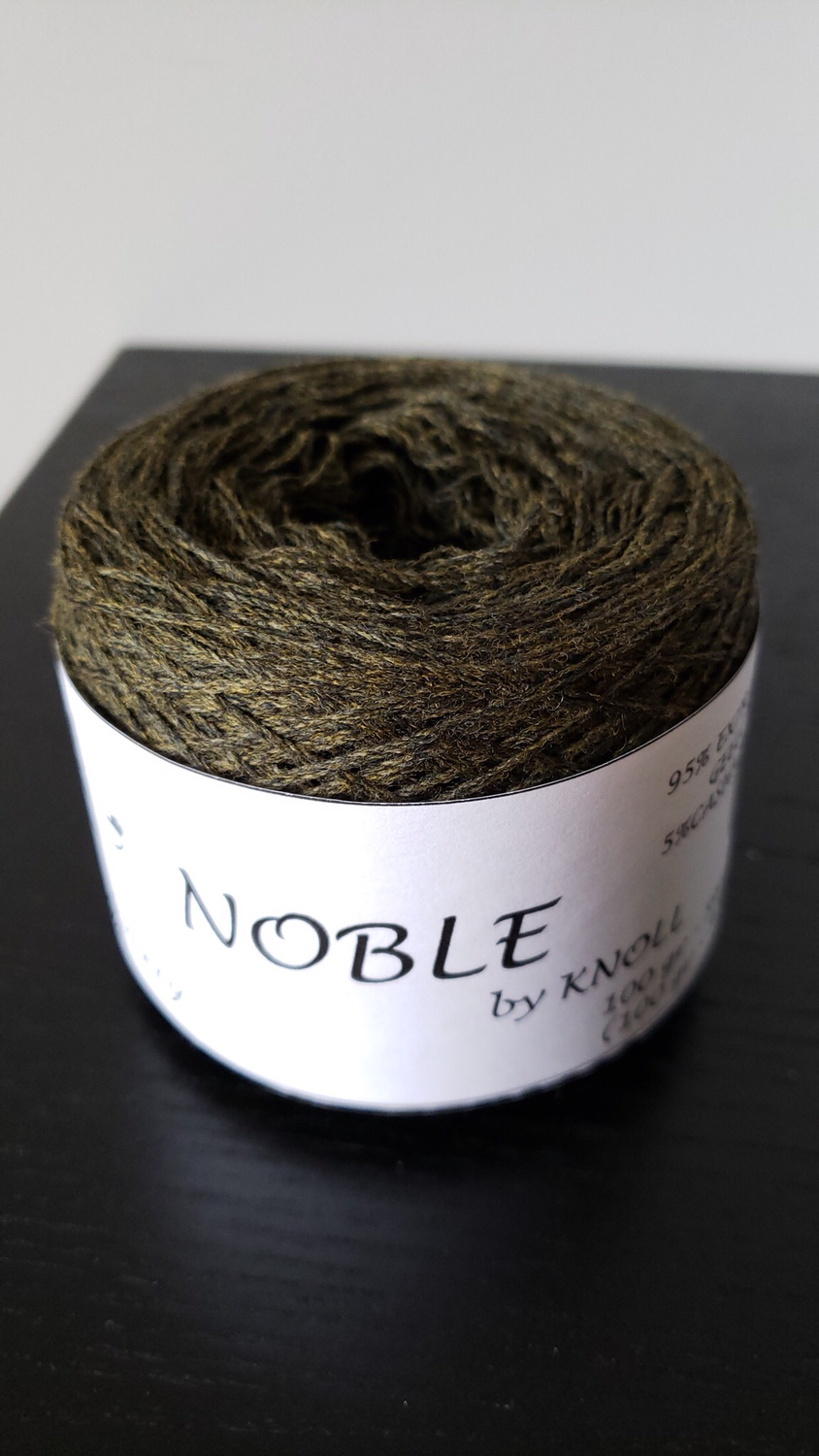 WarmWoolGallery Noble - Loden
