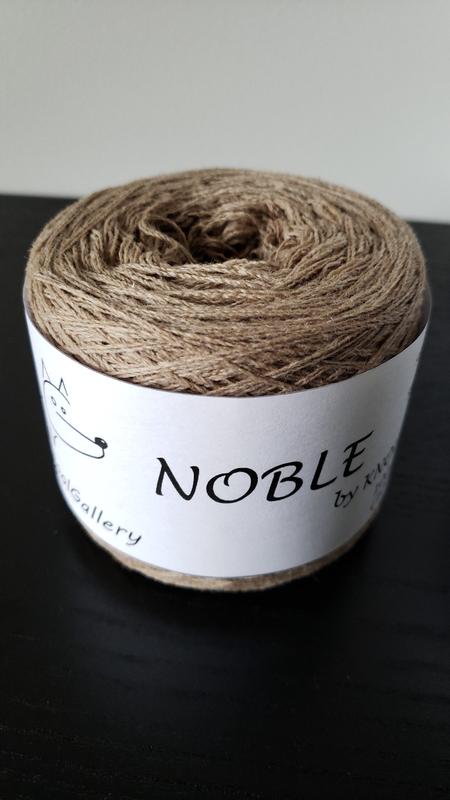 WarmWoolGallery Noble Pale Oak