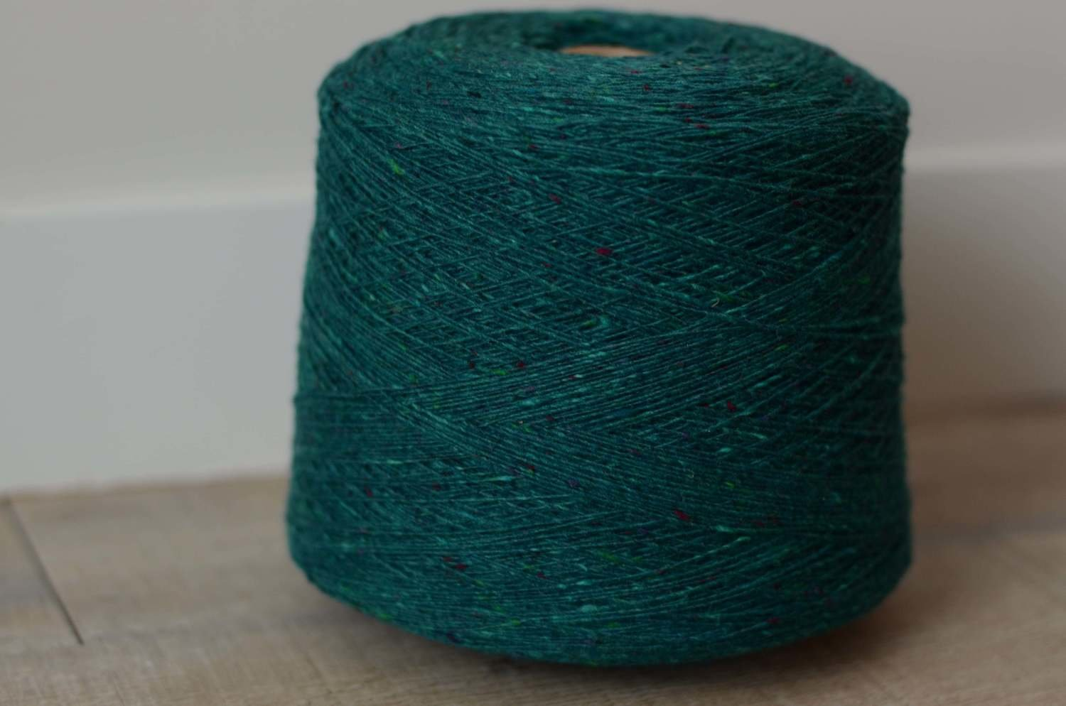 Soft Donegal Tweed - JADE