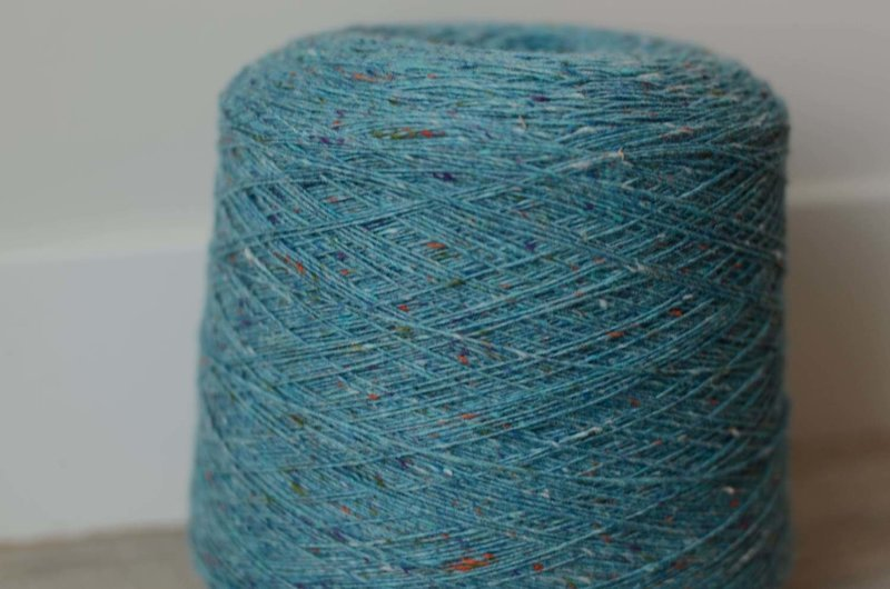Soft Donegal Tweed - VICHY
