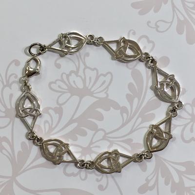 Silver Ortak bracelet