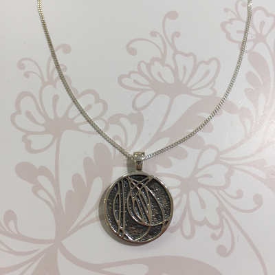 Silver Ortak pendant
