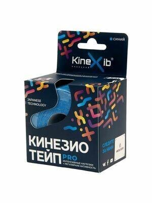Тейп Kinexib Pro, 5см х 5м, синий