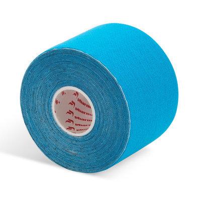 Kinesioline Pharmacels Кинезиотейп, 5см х 5м, голубой